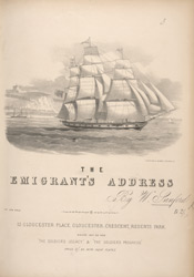 The Emigrant's Address part 01